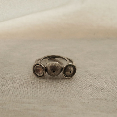 Medium ring threes 1
